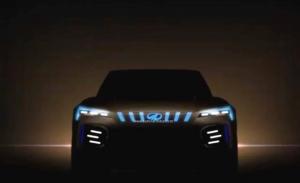 Mahindra Funster, un teaser desvela el aspecto del SUV eléctrico que relevará al XUV500