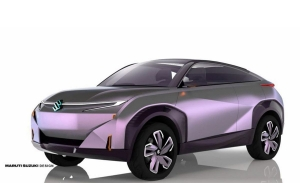 Maruti Suzuki Future-e Concept, nueva filosofía de diseño para la marca en India
