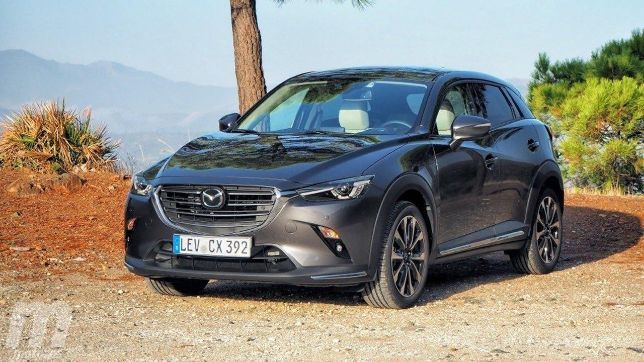 El Mazda CX-3 es retirado, temporalmente, del mercado