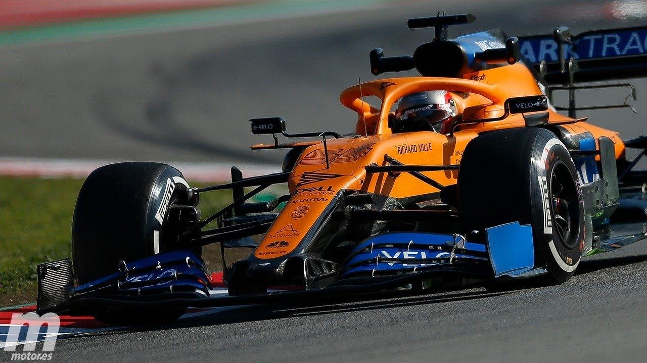 McLaren no copiará el DAS; Binotto cree que les llevará, al menos, «media temporada»