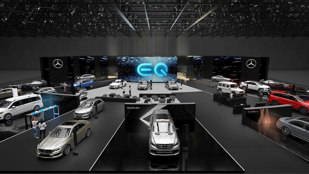 Mercedes anuncia sus novedades para el Salón de Ginebra 2020