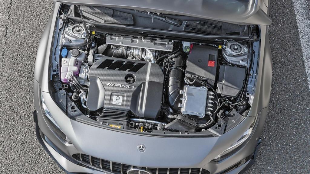 Mercedes-AMG, dividida por la tecnología híbrida del AMG C 63 que llegará en 2021