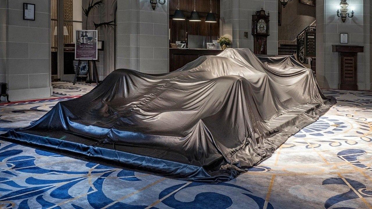 Mercedes F1 desvela la decoración del nuevo W11 de 2020
