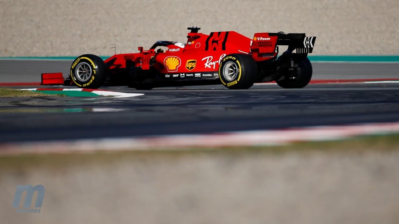 Mercedes revela «sandbagging» de Ferrari y un cambio de orden en mitad de parrilla