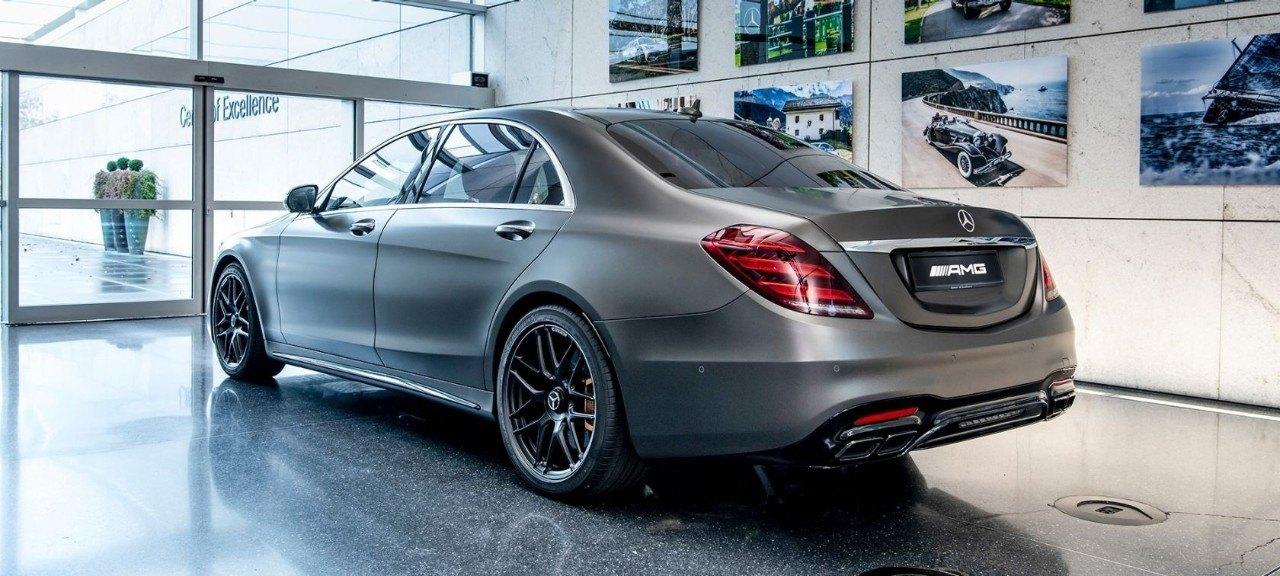 Mercedes presenta las personalizaciones más especiales de su división «Designo»