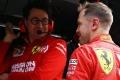 Ferrari se desmarca de Hamilton: «Vettel es nuestra primera opción en este momento»