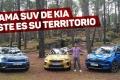 Video: De Kia Stonic a Kia Sorento, ¡conducimos por el territorio SUV de Kia!