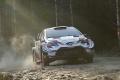 Rovanperä y Latvala lideran el peculiar doble shakedown del Rally de Suecia