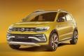 Volkswagen rescata el nombre Taigun para el concepto de un nuevo SUV destinado a India