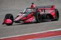 Will Power comanda el test de Austin; brillan McLaughlin y Palou