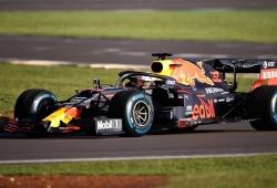 Así fue el primer día del Red Bull RB16 en pista (con vídeo)