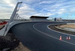 Así queda Zandvoort con el peralte terminado a tiempo para el GP de Países Bajos