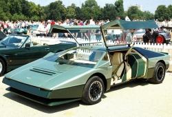 El clásico Aston Martin Bulldog tratará de alcanzar los 321 km/h