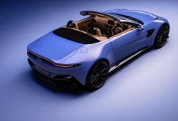 Aston Martin desvela el espectacular Vantage Roadster antes de Ginebra