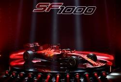 Binotto: «Creedme, el SF1000 es muy diferente al coche del año pasado»