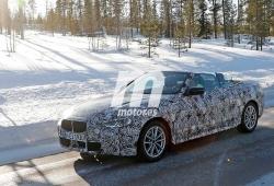 El nuevo BMW Serie 4 Cabrio 2021 se descapota en el norte de Europa