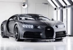 Bugatti alcanza la mitad de la producción del Chiron y presenta el ejemplar #250