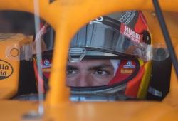 Carlos Sainz: «No me importa si Vettel es el catalizador del mercado o no»