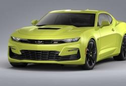 Chevrolet presenta los nuevos y atractivos Camaro Shock y Steel Edition 2020