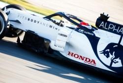 «El motor Honda ha dado un salto en 2020 mayor que el año pasado», según Gasly