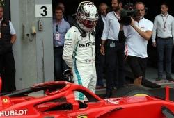 Horner, sobre Hamilton: «¿Por qué dejar al mejor equipo para pilotar con otro color?»