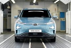 Todo listo para la producción del Hyundai Kona Eléctrico en la República Checa