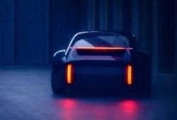 Hyundai adelanta un teaser del Prophecy, un nuevo concepto eléctrico para Ginebra