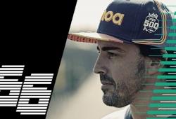 Fernando Alonso anuncia su participación en la Indy 500 con McLaren SP