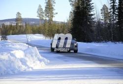 El facelift del Jaguar E-PACE se traslada a las pruebas de invierno en Suecia