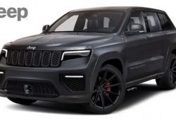 Confirmado: el Jeep Grand Cherokee 2021 será presentado este año