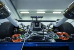 Lamborghini adelanta su futuro deportivo track-only con el rugido de su V12 de 842 CV
