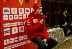 """Leclerc renuncia a los juegos mentales: """"Las palabras no importan nada al final"""""""