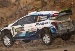 Lista de inscritos del Rally de México del WRC 2020