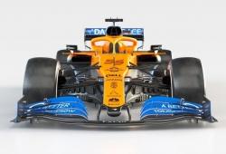 McLaren presenta el F1 de Sainz y Norris para 2020, el MCL35