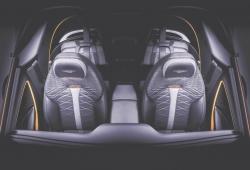 Nuevo teaser del Bentley Mulliner Bacalar confirma un interior biplaza