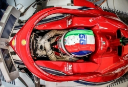 ¿Exceso de optimismo de Giovinazzi?: «Si hago un buen 2020, podría ir a Ferrari»