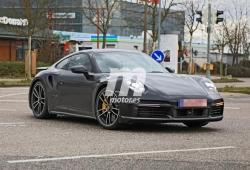 Un informe asegura que el nuevo Porsche 911 Turbo llegará en Ginebra