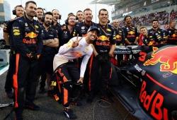 Red Bull echa de menos a Ricciardo: «Fue impactante que se marchara a Renault»
