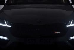 Skoda confirma la mecánica híbrida de 245 CV del nuevo Octavia RS iV
