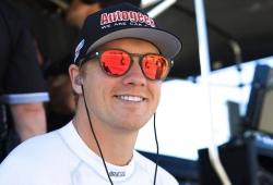 Spencer Pigot pilotará el tercer coche de Rahal en Indianápolis