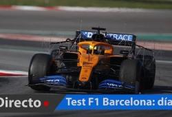 Test pretemporada F1 2020 en directo Barcelona: así ha sido el día 3