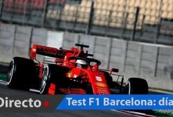 Test pretemporada F1 2020 en directo Barcelona: así ha sido el día 5