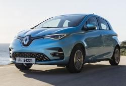 Francia - Enero 2020: El Renault ZOE empieza el año con fuerza