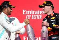 Verstappen, sin miedo a Hamilton: «Es bueno, pero no es Dios»