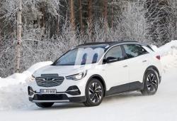 Este falso Opel esconde el próximo eléctrico de Volkswagen