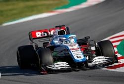 Williams confía en «pelear por pasar a la Q2 de forma realista en cada carrera»
