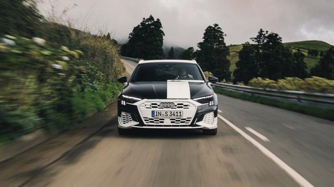 Audi S3 Sportback 2020 - frontal