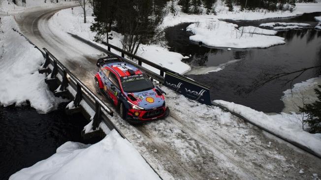 Canadá gana enteros para albergar la cita invernal del WRC en el futuro