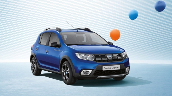 Dacia Sandero Stepway 15 Years
