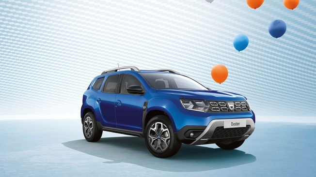 Dacia Duster 15 Years